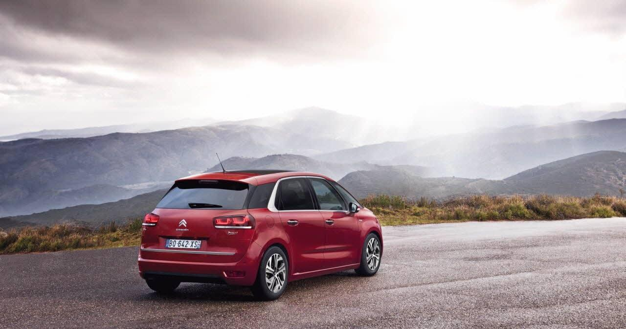 Nuevo Citro&euml;n C4 Picasso