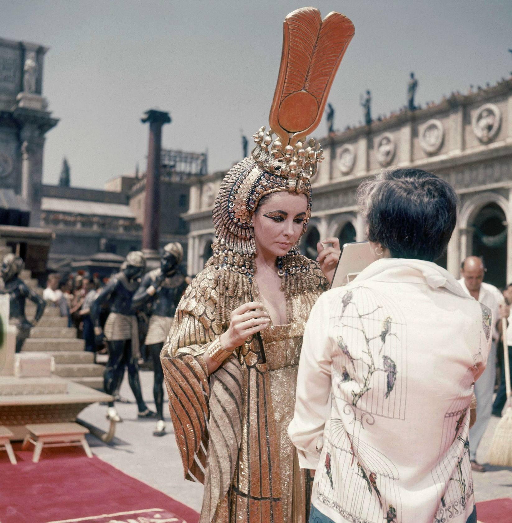 La Cleopatra del cine cumple 50 años