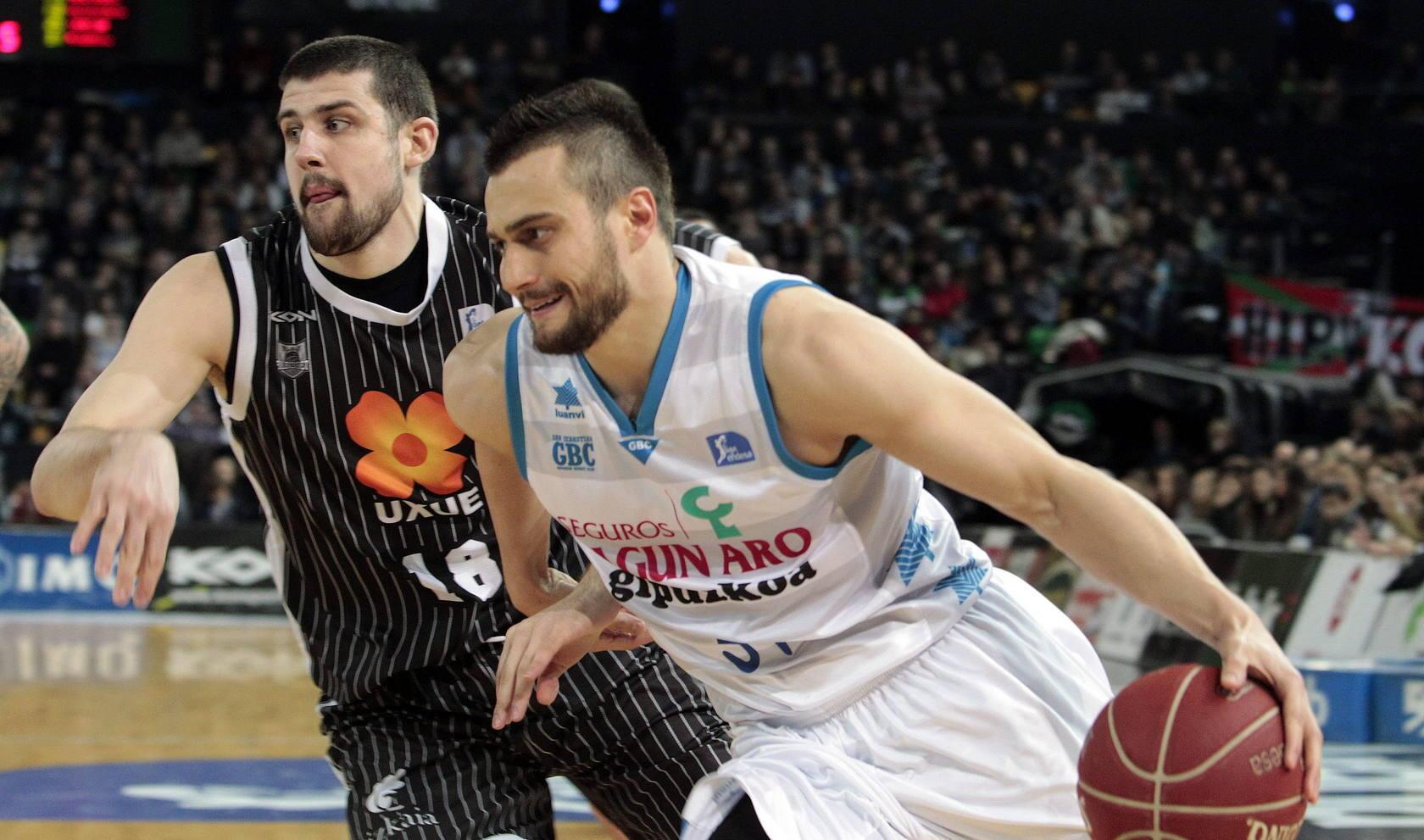 El GBC cae en Bilbao