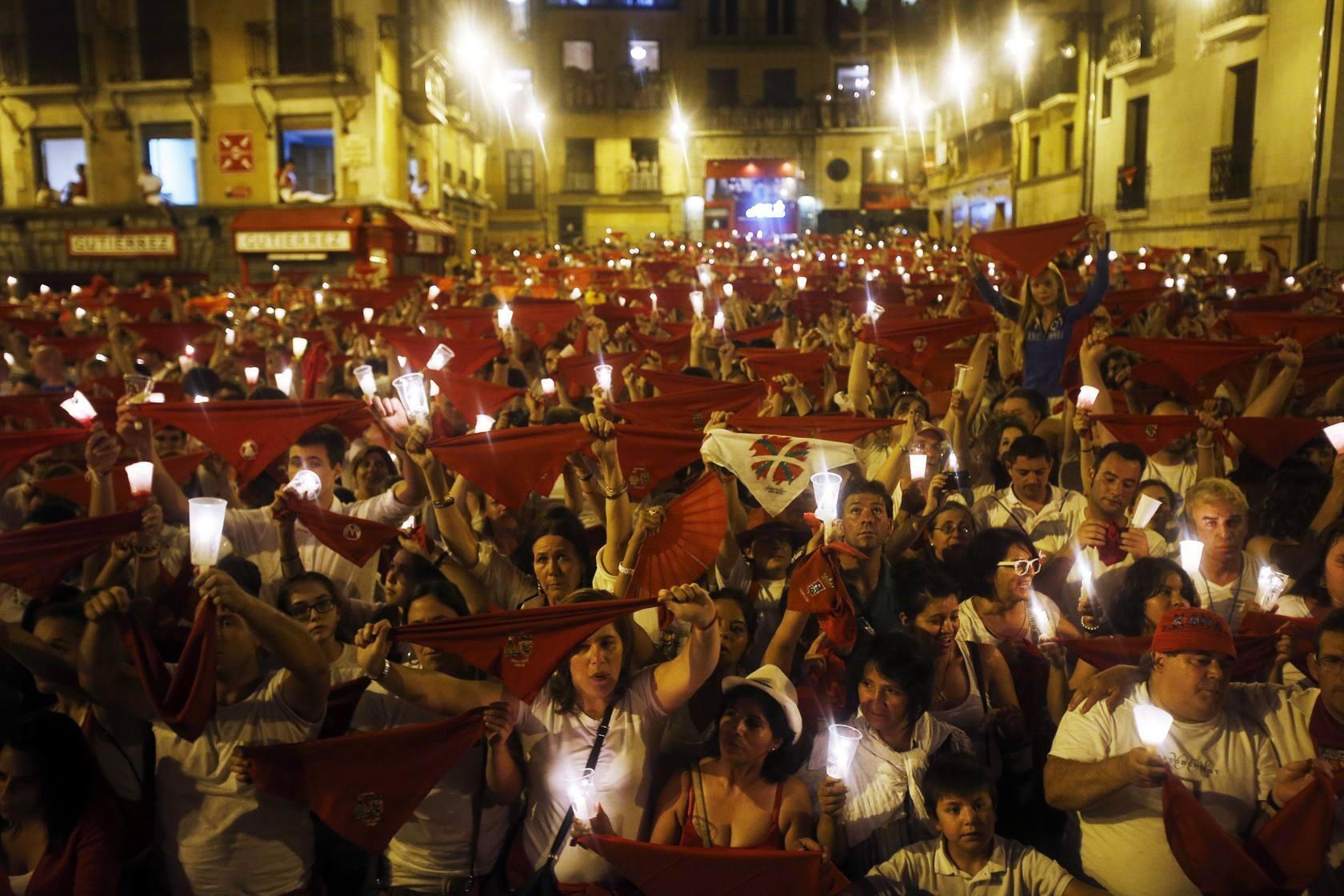 La semana de San Fermín se cierra con el 'Pobre de mí'