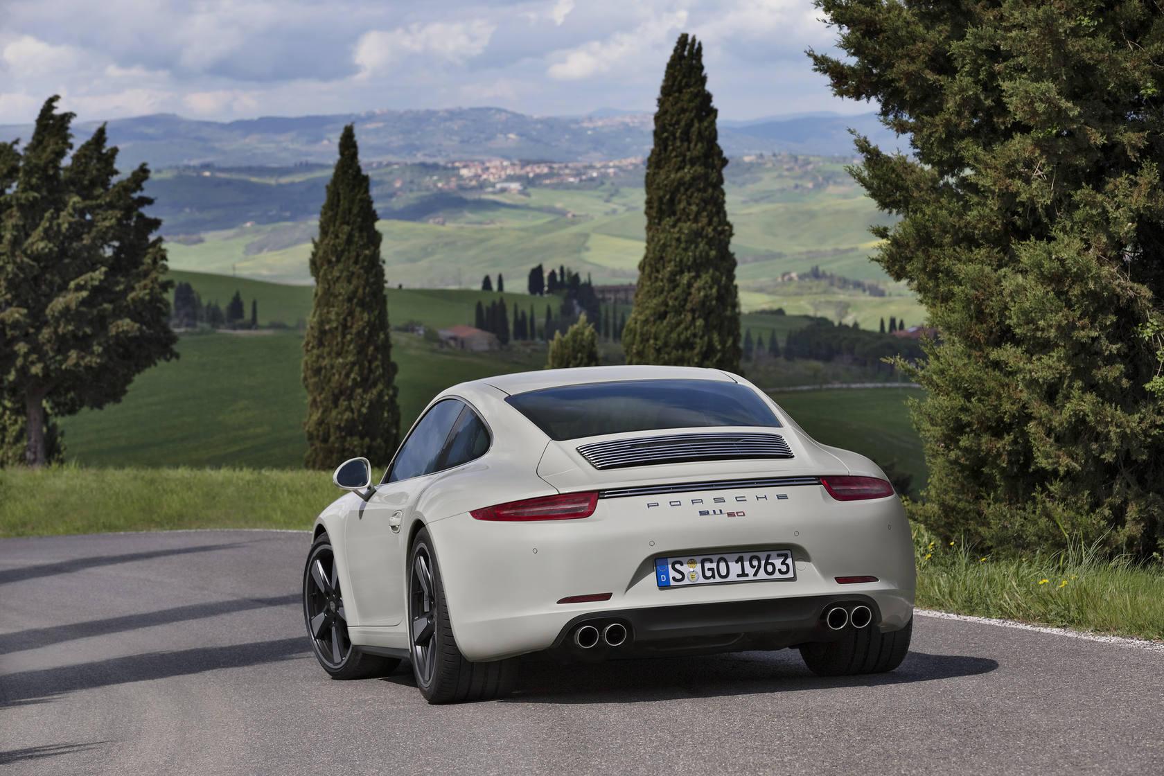 Porsche 911 50 aniversario