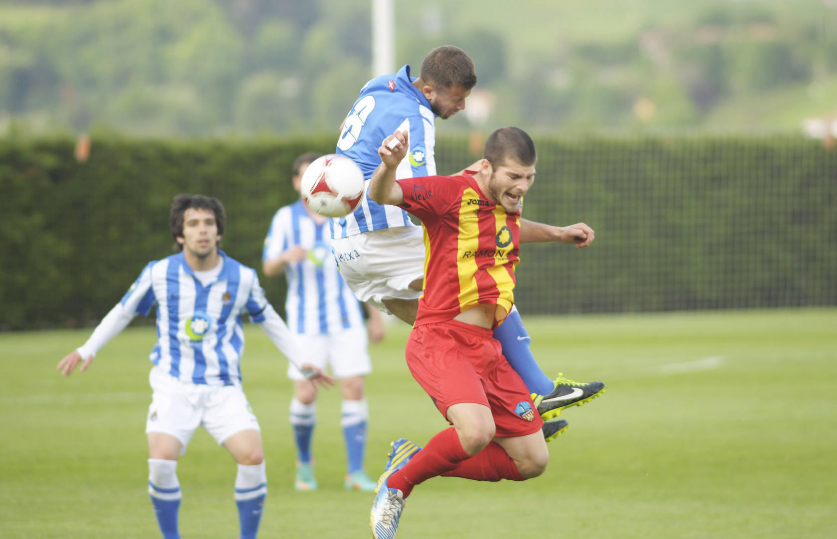 El Sanse cae ante el Lleida Esportiu