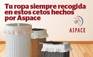 Cestos ropa Aspace