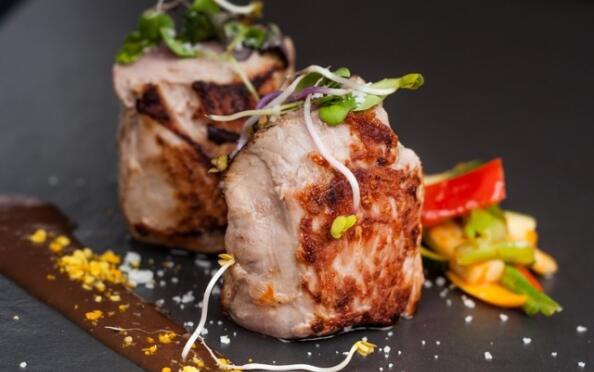 Excelente menú en Kaialde de Lezo