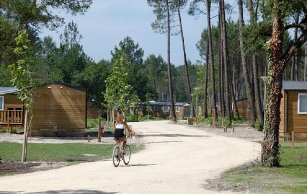 Verano en Las Landas: Camping 4 * Sandaya Soustons Village