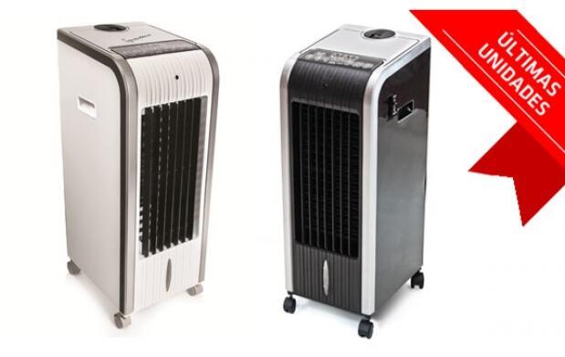 Climatizador digital frío anti mosquitos