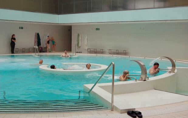 Disfrute y relax en el balneario de Elgorriaga