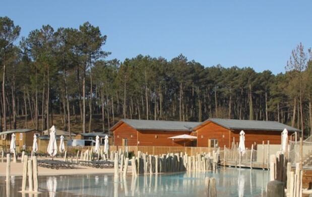 Landas fin de semana mayo y junio: Camping 4 * Sandaya Soustons Village (antes FRAM NATURE)