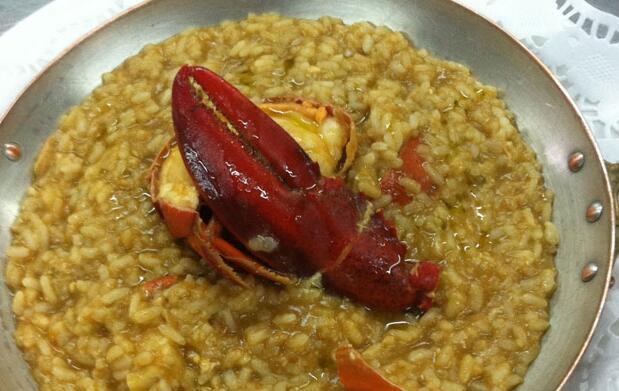 El arroz con bogavante más exitoso