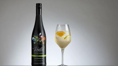 Voilá aperitivo Premium, pack de 3 botellas