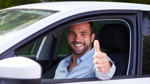 Prepara el examen práctico de conducir
