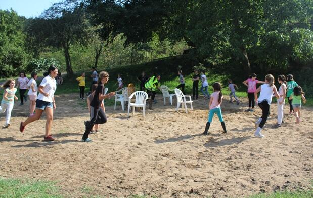 Campamento hípico de verano