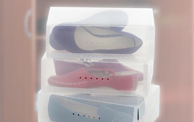 ¡Gana espacio en tu armario! 3 cajas ordena zapatos