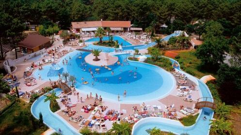 Fines de semana en Las Landas: Camping Sylvamar 5*