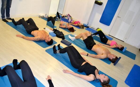 8 clases de abdominales hipopresivos