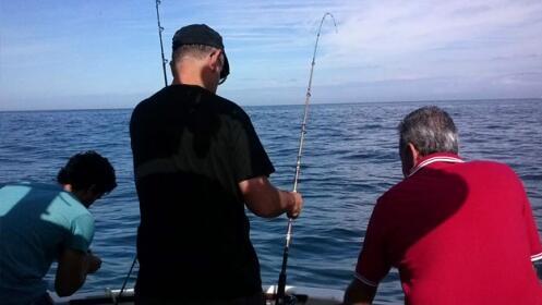 Curso de iniciación a la pesca