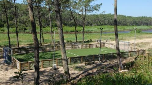 Fines de semana en las landas camping 4 lous seurrots for Camping en las landas con piscina cubierta