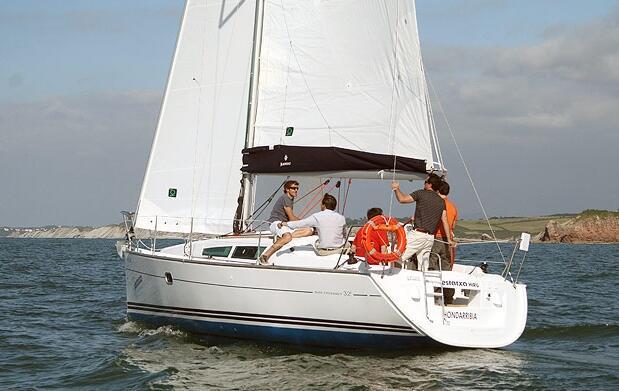 ¡Alquila un velero desde 26 euros por persona!