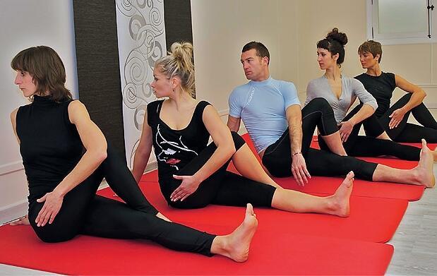 Contra el estrés, Pilates