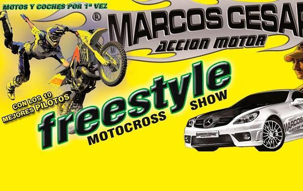 Freestyle MotoCross en Donostia