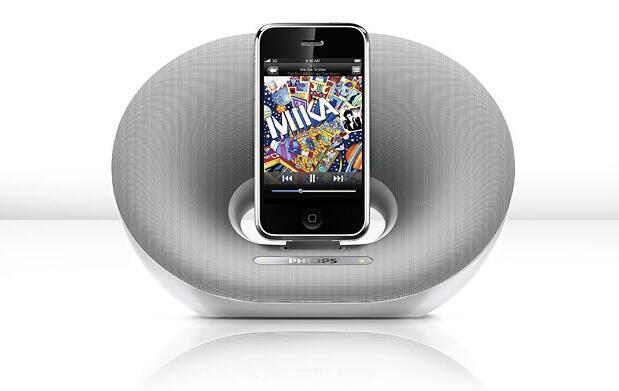 Altavoz Iphone e Ipod por solo 49,9€
