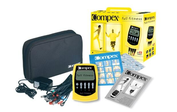 Electroestimulador Compex Full Fitness