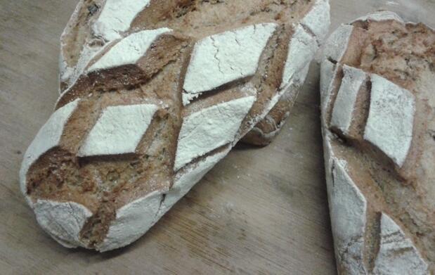 ¿Sabes hacer pan?