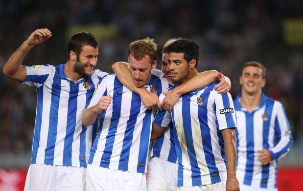 Entradas Real Sociedad – Rayo Vallecano