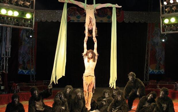 Había una vez…un circo