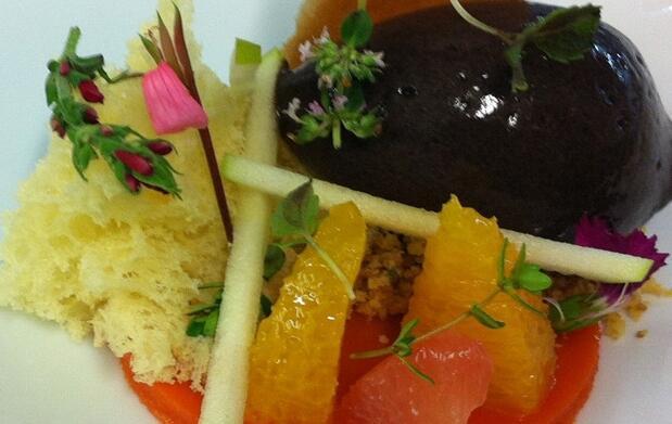 Date un lujo: menú de Estrella Michelín
