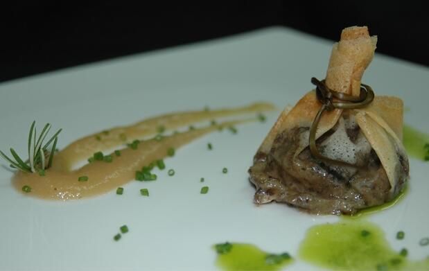 ¡Nuevo menú gourmet en Iturralde!