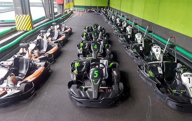 Velocidad y adrenalina sobre ruedas para toda la familia