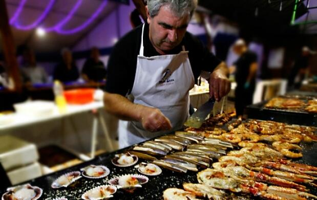 MarisGalicia : La Gran Fiesta del Marisco