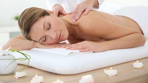 Relájate con un masaje zen