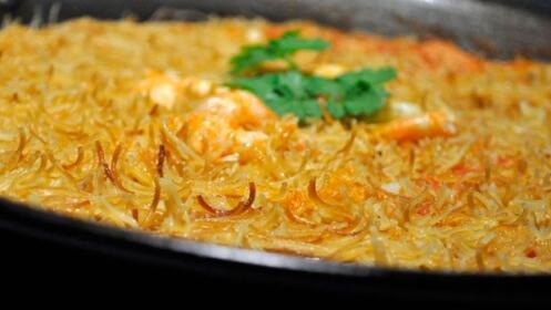 Irresistible menú degustación de cocina catalana