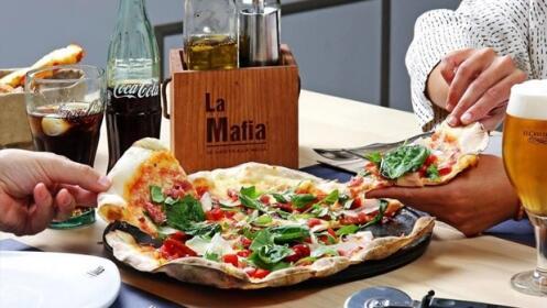 El sabor de Italia en el centro de Donosti
