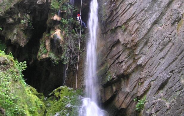 Alojamiento+descenso de Valporquero(León)