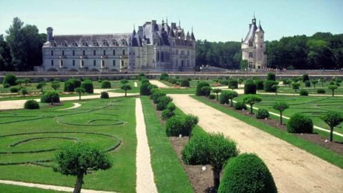 París y Castillos del Loira en autocar