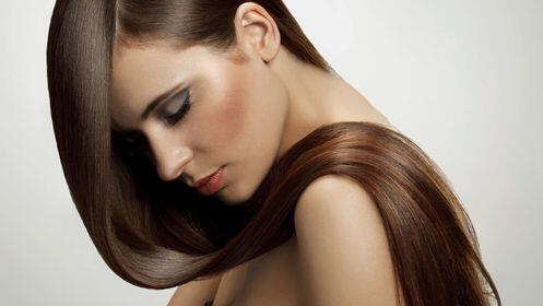 Consigue un pelo espectacularmente liso
