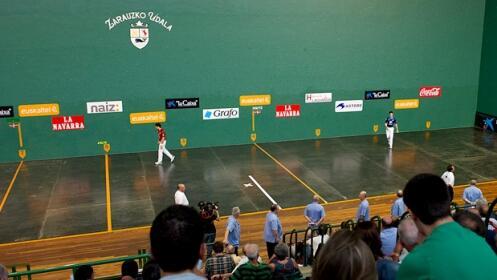 Entradas para el Torneo de Pelota Villa de Zarautz