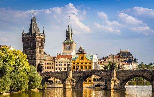 Escapada a Praga desde Bilbao