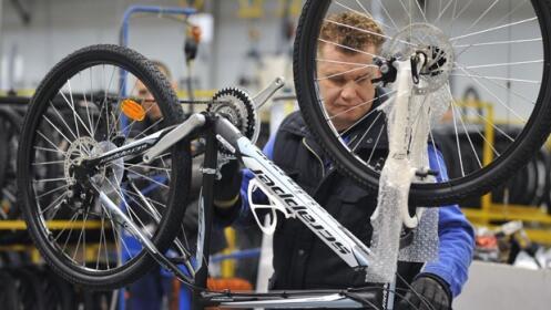 Cambio neumáticos para tu bicicleta