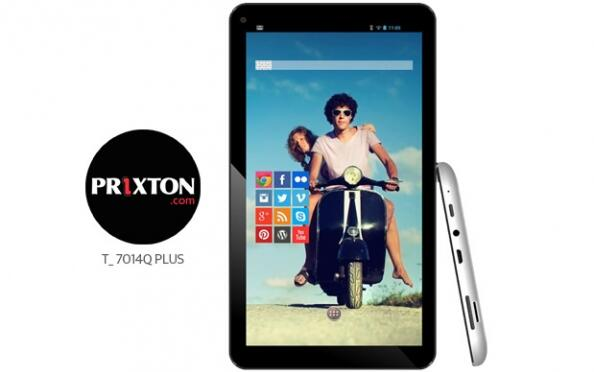 Tablet Quad Prixton T7014Q+