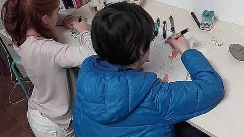 Taller de costura para niños o para adultos