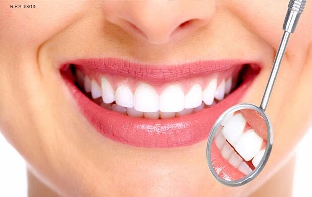 Revisión e higiene dental