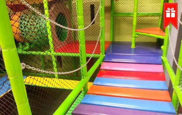 Diversión sin límite para niños