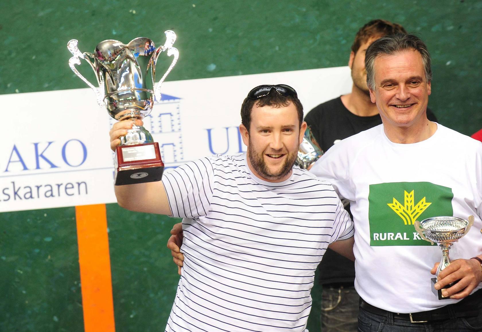 Oiartzun, campeón del Interpueblos por primera vez