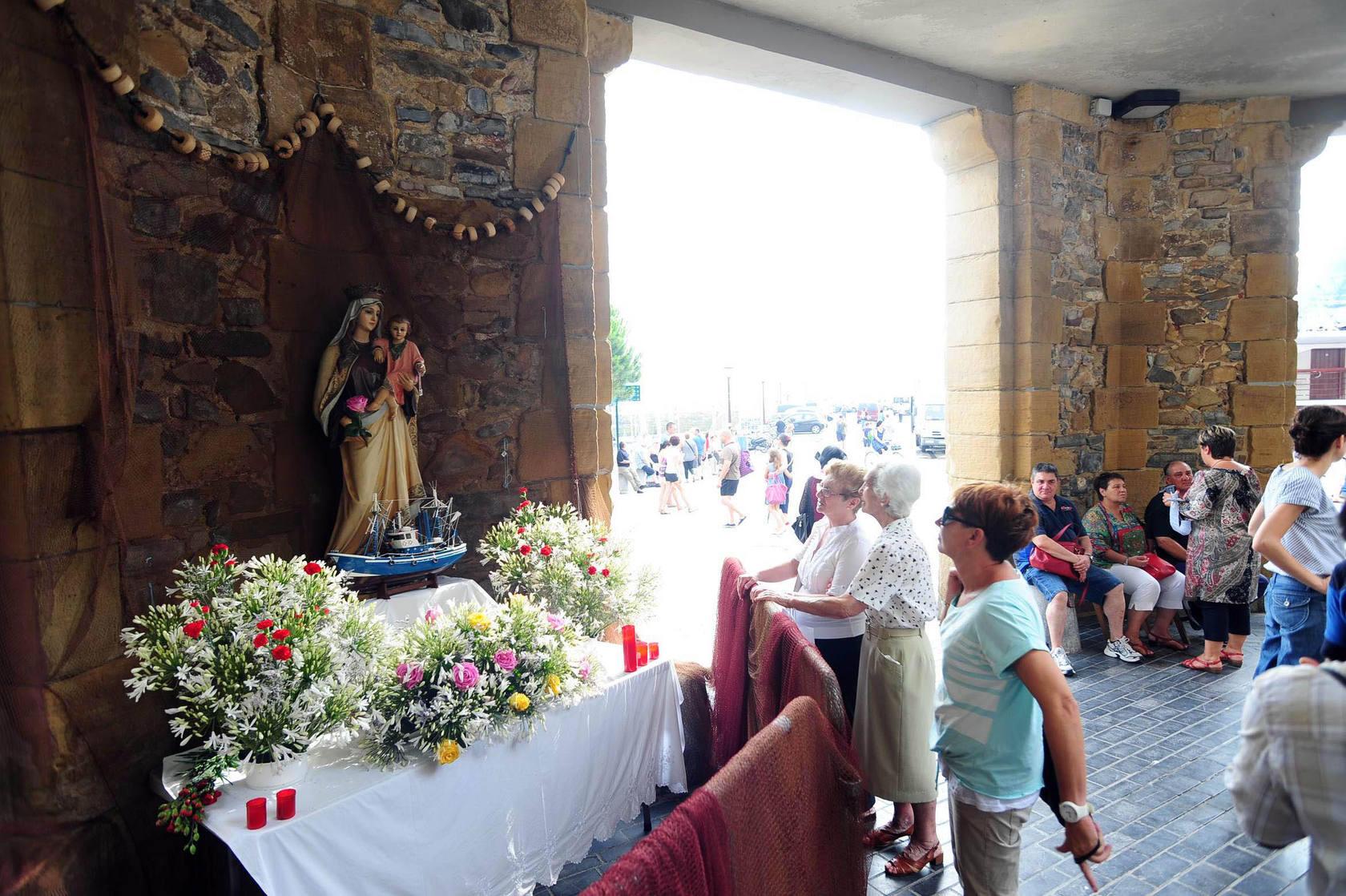 Comienzan las fiestas del Carmen en San Sebastián