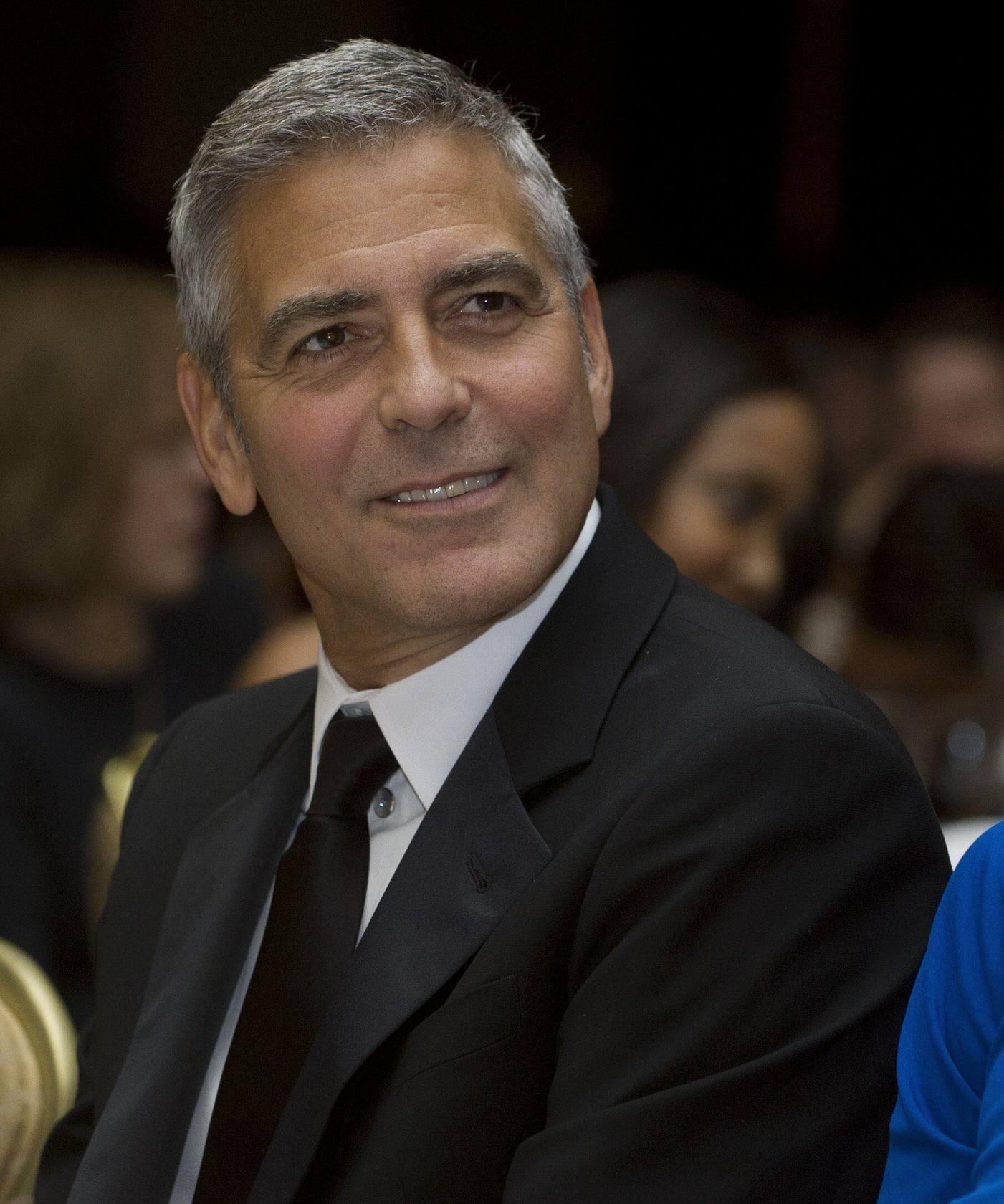 El irresistible George Clooney