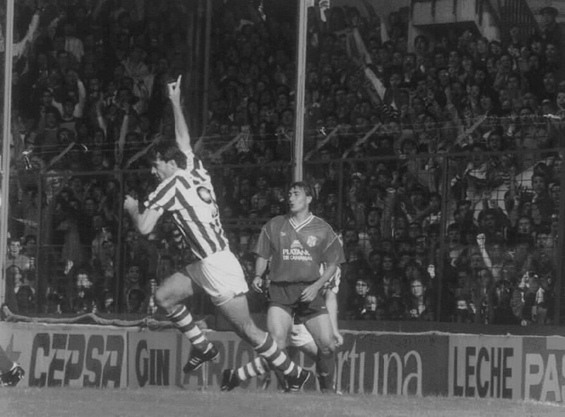 Veinte años del último partido en Atocha